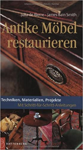 Antike Mobel Restaurieren James Bain Smith 9783894415310 Amazon