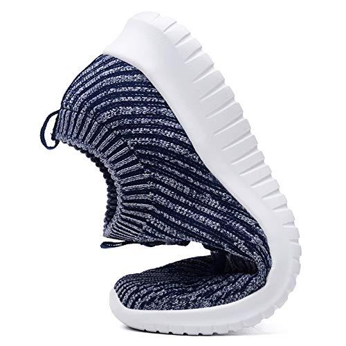 TIOSEBON Sneaker Navy Donna M HK2106 2122 SSxnvYF