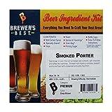 Kyпить Brewer's Best 1033 Smoked Porter Homebrew Beer Ingredient Kit на Amazon.com