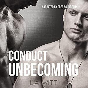 Conduct Unbecoming Hörbuch