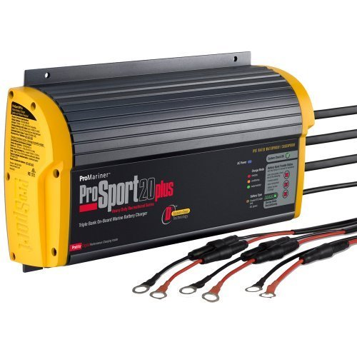 Promariner Prosport 20 Plus Gen 3 20 Amp-3 Bank...