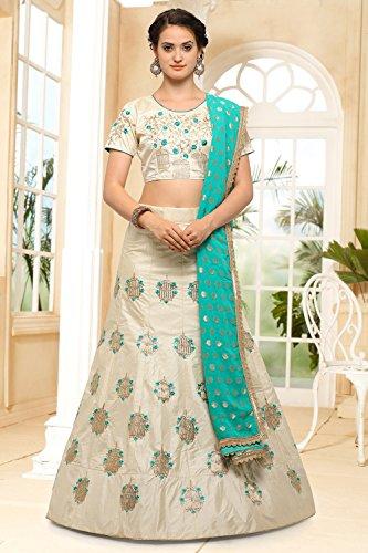 Da Facioun Femmes Indiennes Concepteur Chiku Traditionnelles Ethniques Partywear Lehenga Choli.