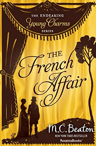 book cover of The French Affair