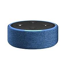Amazon Echo Dot Case (fits Echo Dot 2nd Generation only) - Indigo Fabric