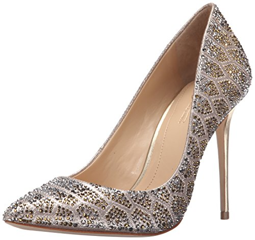 Imagine Vince Camuto Women's Im-Olivier Dress Pump, Soft Gold, 6 M US 51iZTvH 2BFpL