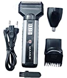Maxel/Kemei Grooming Kits Hair Clipper, Shaver & Nose Trimmer