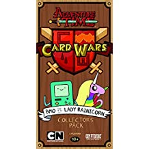 Cryptozoic Entertainment Adventure Time Card Wars (BMO Vs Lady Rai)