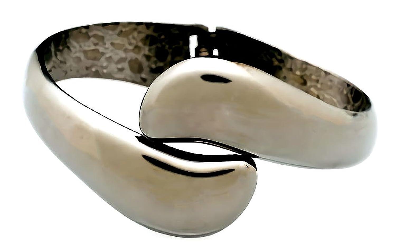 FUMI Bracelet Purse Hook - Classic Enchant Pewter (almost black)