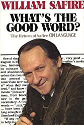 What's the Good Word?