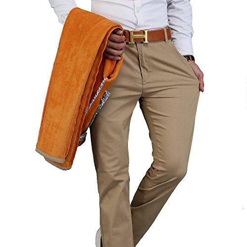 Fleece Lined Pants - 8