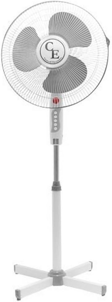 Ventilador / Circulador de aire con pie Cornwall - 40cm / 45W (F125)