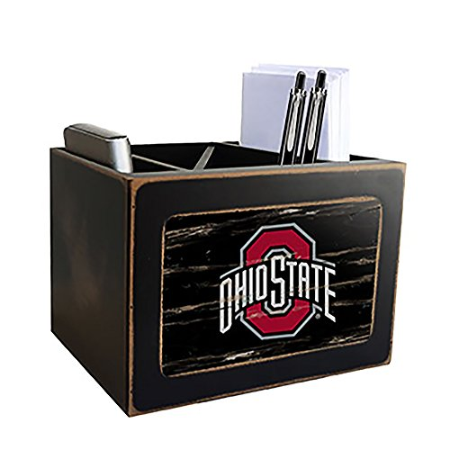 Fan Creations NCAA Ohio State Buckeyes Distressed Team Lo...