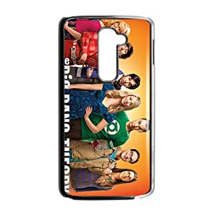 The Big Bang Theory Phone Case for LG G2 black