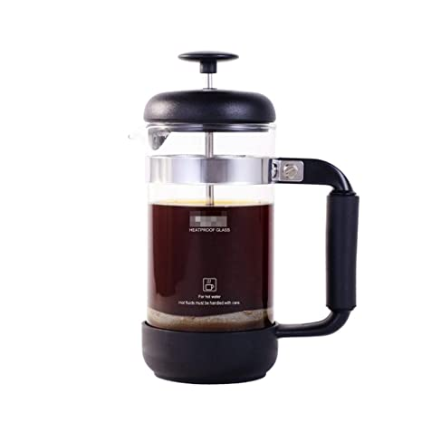 Amazon.com: Cafetera francesa de acero inoxidable.: Kitchen ...