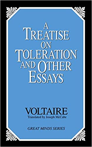 com a treatise on toleration and other essays great minds com a treatise on toleration and other essays great minds 9780879758813 voltaire joseph mccabe books