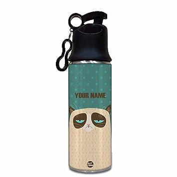 Botellas de agua de acero inoxidable personalizadas 750 ml ...