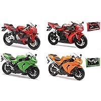 New Ray 42443 I - Motocicleta Kawasaki ZX