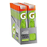organic all day energy greens - Gatorade Prime Energy Chews, Green Apple (Pack of 16)