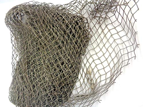 Giant Net - Stetson Large Nautical Fish Net, Decorative Use 10 Foot X 10 Foot