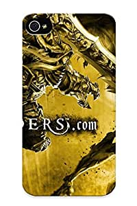 High Quality Tpu Case/ Darksiders KilZJTo1216ncXwG Case Cover For Iphone 4/4s For New Year's Day's Gift by icecream design