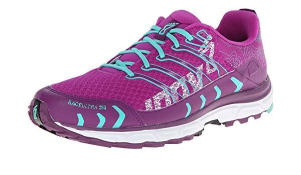 Inov-8 Mujer CARRERAS ULTRA 290 Zapatillas running: Amazon.es: Zapatos y complementos