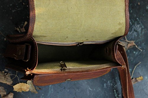 Handbag Bag Satchel Shoulder Crossbody Women's Leather Bag Leather Hippe Travel Purse 8WnZ8qzXY