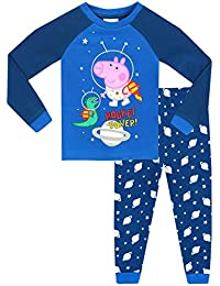 George Pig Boys George Pig Glow In The Dark Pajamas