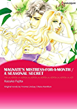 MAGNATE'S MISTRESS-FOR-A-MONTH/A SEASONAL SECRET (Harlequin comics)