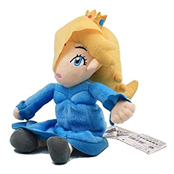 Nintendo Super Mario Bros Princesa Rosalina 25cm Peluche Felpa Muñecas de Juguete