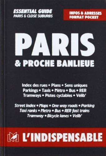 Atlas routiers : Plan de Paris par arrondissement - Avec encoches