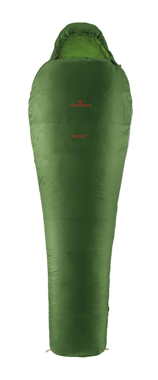 Ferrino SLEEPINGBAG LIGHTEC 550 Saco de Dormir Tiempo Libre y Senderismo Unisex Adulto, Verde (Green), Talla Única: Amazon.es: Deportes y aire libre