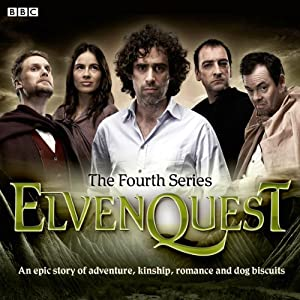 Elvenquest: Complete Series 4 Radio/TV Program