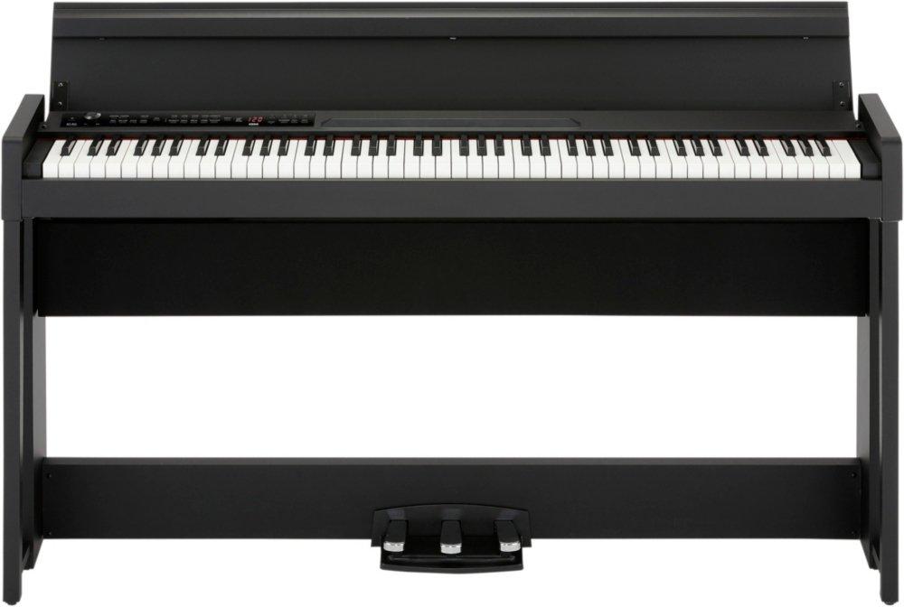 Korg C1 Air Digital Piano with Bluetooth - Black by Korg