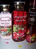 3 Piece Bath & Body Works Honeycrisp Apple & Buttered Rum Orchard Fragrance Gift Set- Fine Fragrance Mist, Body Lotion and Shea Vitamiin E Shower Gel (Honeycrisp Apple) Review