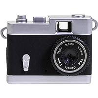 Dorr Mini Retro Digital Camera Black [204315]