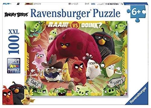 100pc Angry Birds Jigsaw