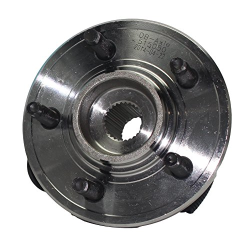 Brand New Front Wheel Hub and Bearing Assembly -5 Lugs W/ ABS - 2006-2010 Ford Explorer - [2007-2010 Explorer Sport-trac] - 2006-2010 Mountaineer (Trac Sport 2008 Ford)