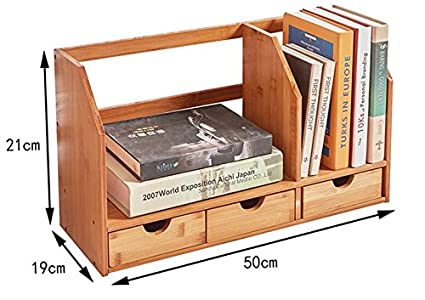 LIUYULIN Carpeta Libro Tipo Cajón, Caja De Almacenamiento De ...