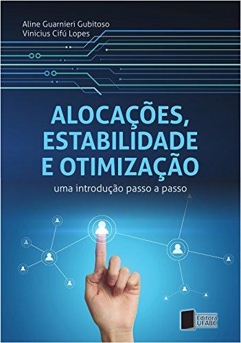 Alocações estabilidade otimização introdução passo ebook