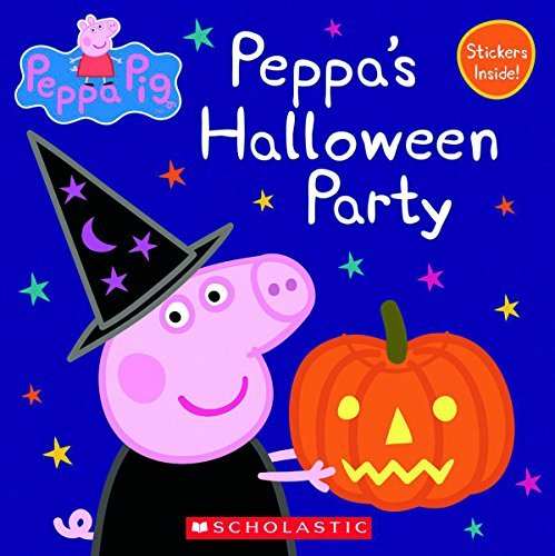 Peppa Pig: Peppa's Halloween Party (July 01,2016)