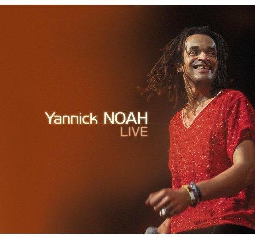 CD : Yannick Noah - Live (CD)