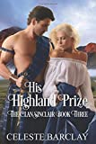 His Highland Prize (The Clan Sinclair)