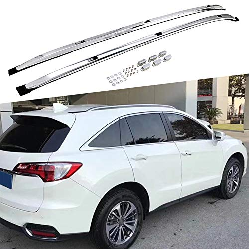 Kingcher Roof Racks Fit for Honda Acura RDX 2012-2019 Luggage Carrie Cross bar Silver Suitable