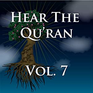 Hear The Quran Volume 7 Audiobook