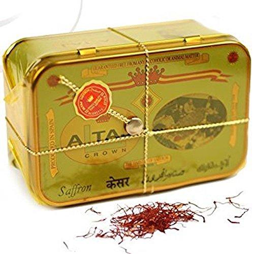 Altaj Crown 100% Spanish Saffron 1 Oz (28.30 -