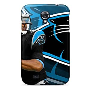 DTdzy36807MNkIK Case Cover, Fashionable Galaxy S4 Case - Cam Newton Panthers