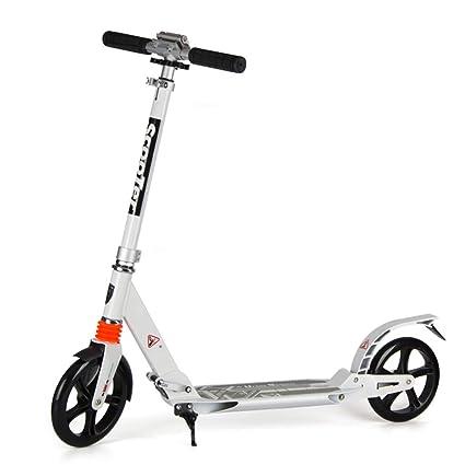 Patinetes Kick Scooter autoalimentado para Adultos ...