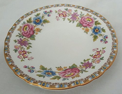 "Royal Grafton Malvern Saucer Plate Small 4.75""W Fine Bone China England"