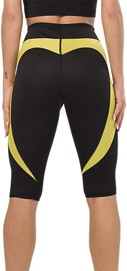 Femme Taille Haute Yoga Gym Pantalon Fitness Sport Exercice Jogging Leggings