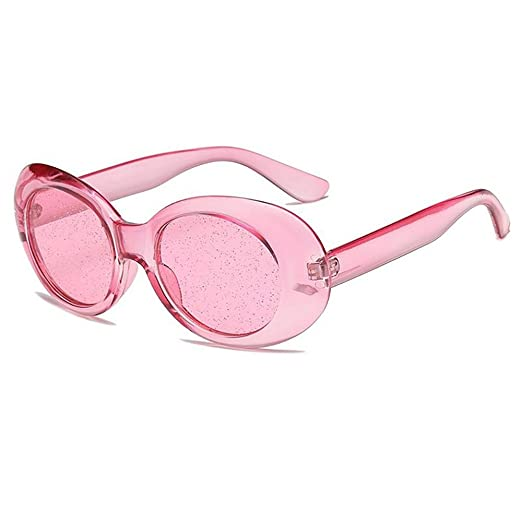 08504340258b4 Amazon.com  Retro Oval Sunglasses for Women